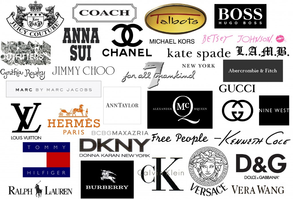 British Fashion Designer Logo