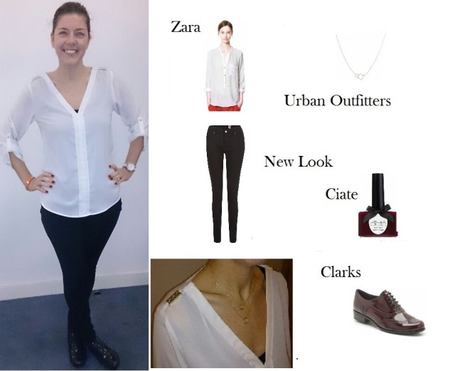 Clockwise from top left: Zara, Urban Outfitters, Ciate, Clarks, New Look