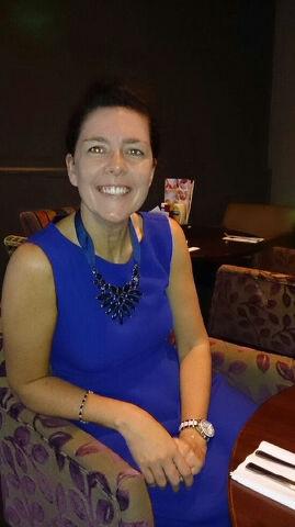 Cobalt Blue - As seen on the British Fashionista