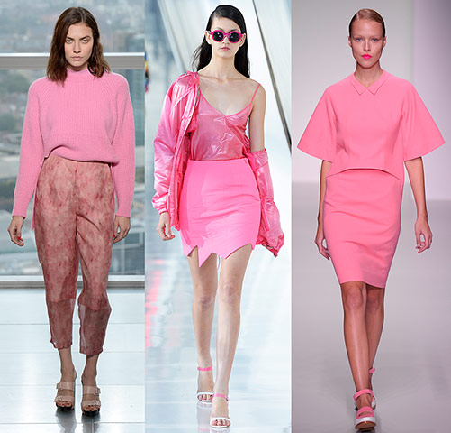 LFW Top ten trends