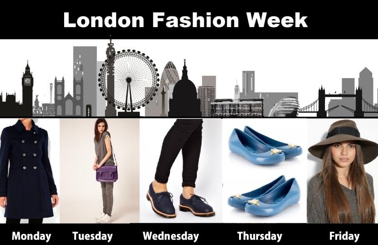 London Fashion Week #3
