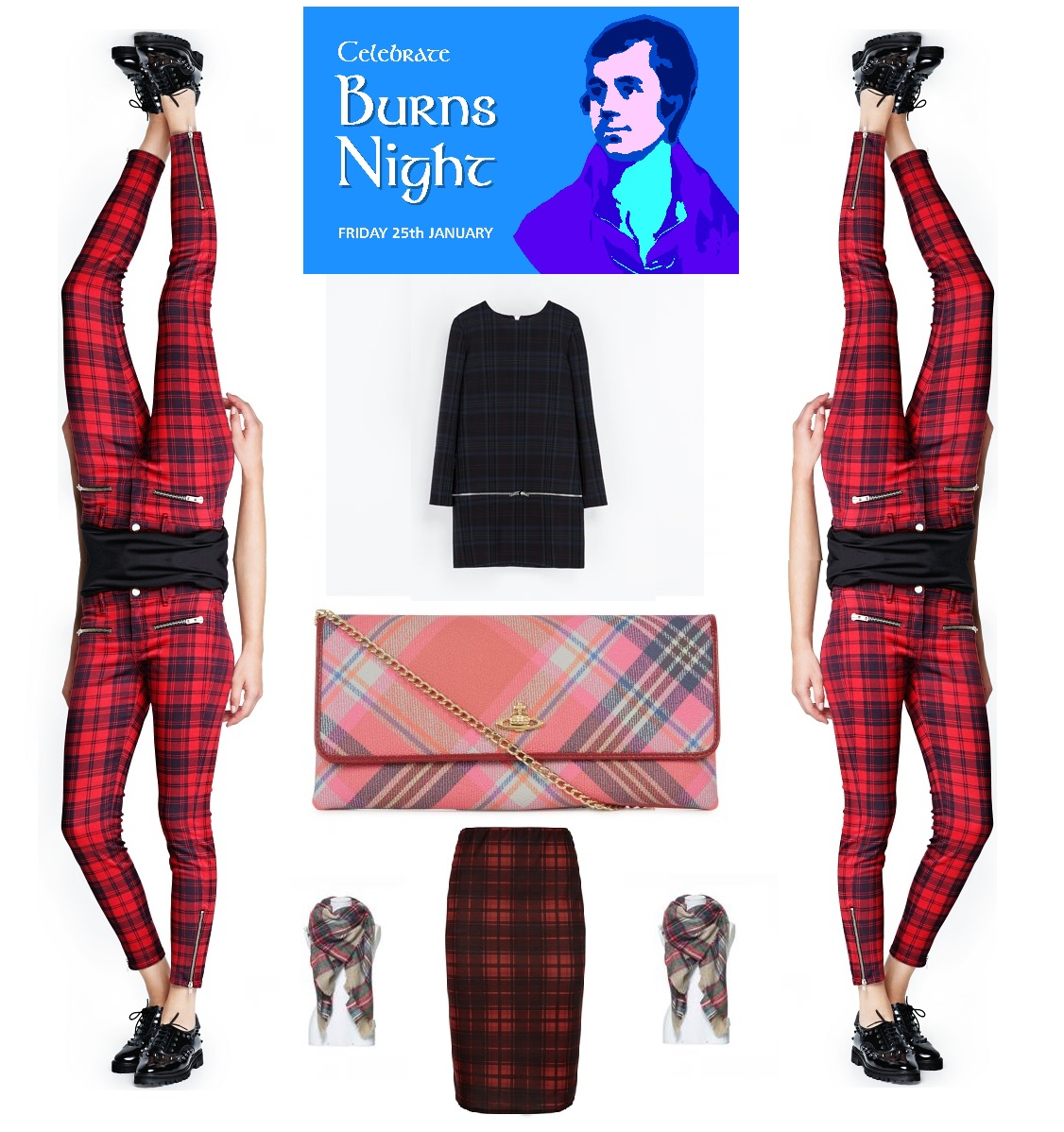 The City Girlu2019s Guide To Burns Night | The British Fashionista