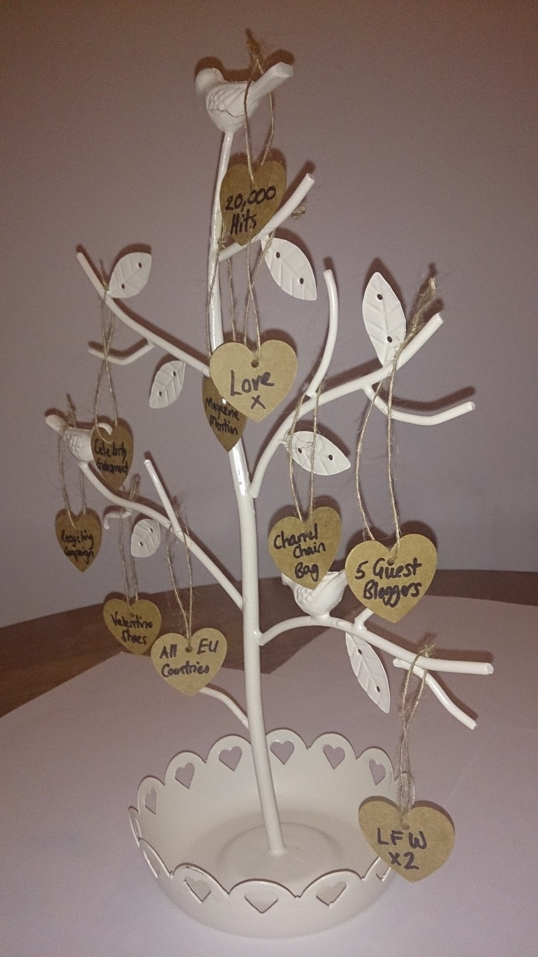The 2014 Wish Tree