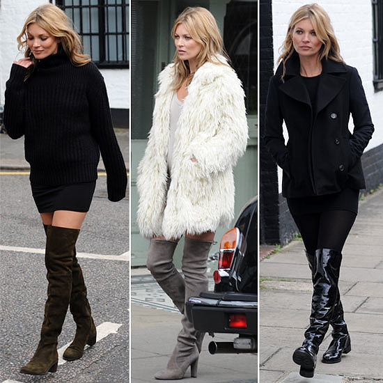 Trending: Over the knee boots – THE BRITISH FASHIONISTA