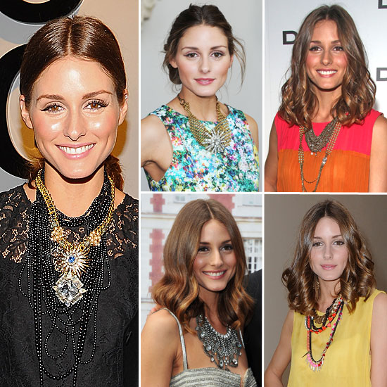 Olivia-Palermo-Wears-Beautiful-Statement-Necklaces
