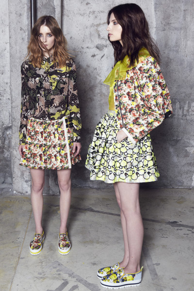 Bold Skirts