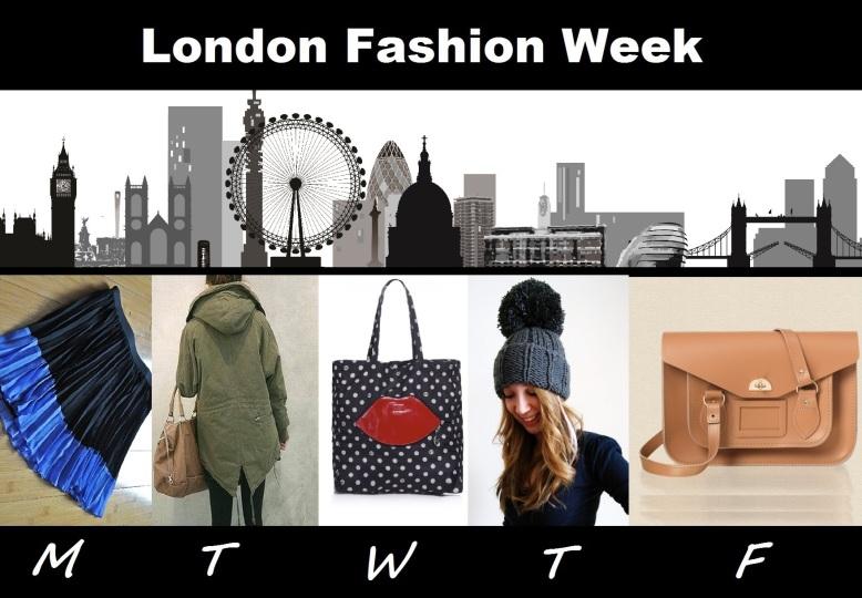London Fashion Week #8