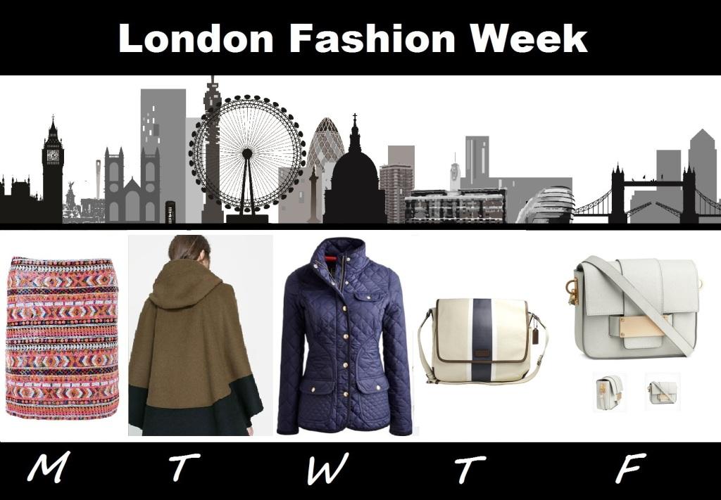 London Fashion Week #9
