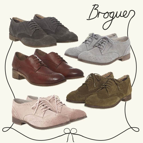 Brogues from White Stuff