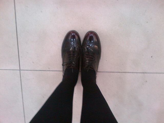 My Brogues