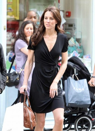 Kate's LBD in the day