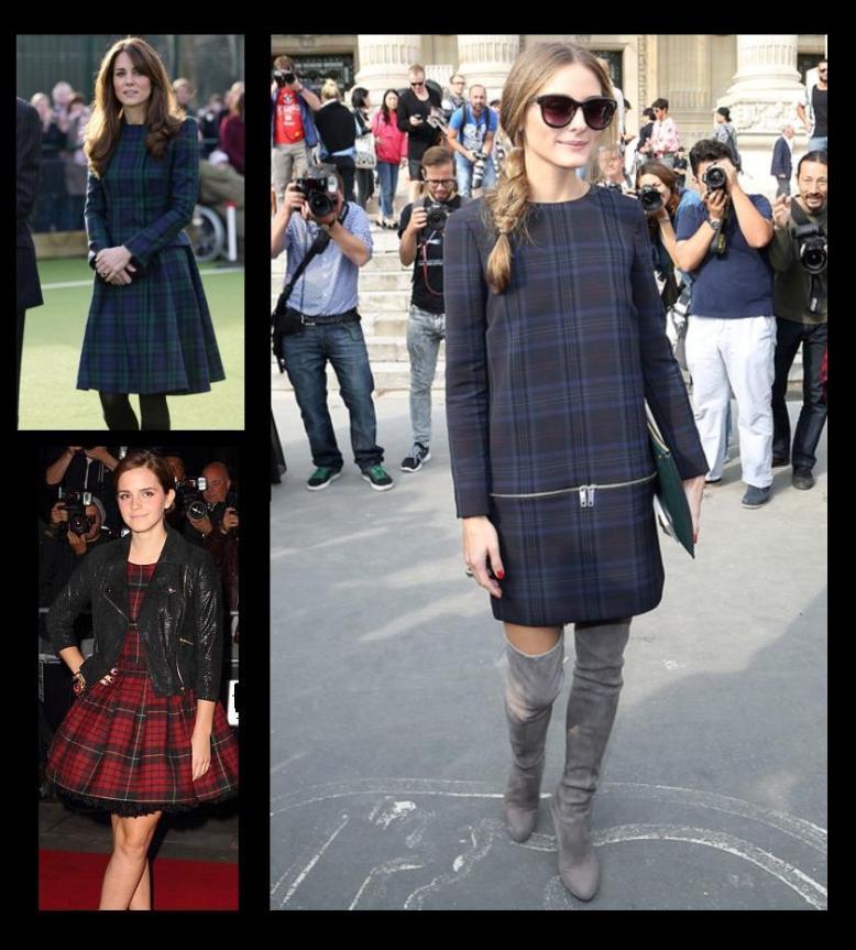 The British Fashionistas
