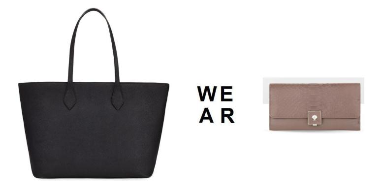The Jaeger Jones Tote and Modalu Parker Matinee Purse
